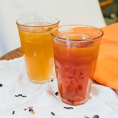 boisson thes glaces