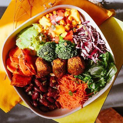 bowl azteque