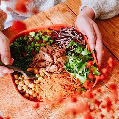 bowl pad thai